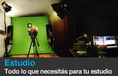 estudio fotográfico y de video